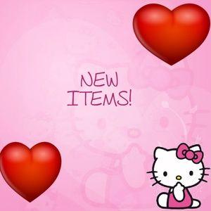 New items below!